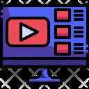 Multimedia Video Music Icon