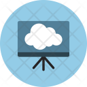 Multimedia Interface Presentation Icon