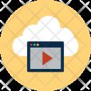 Multimedia Interface Data Icon