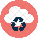 Multimedia Interface Recycle Icon
