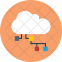 Multimedia Interface Networking Icon