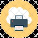Multimedia Interface Printer Icon