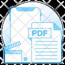 Multimedia File Multimedia Folder Multimedia Document Icon