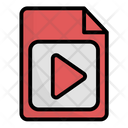 Multimedia File Multimedia File Icon