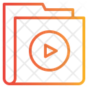 Multimedia Folder Icon