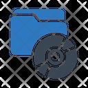 Cd Dvd File Icon