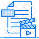 Multimedia Folder File Data Folder Icon