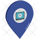 Multimedia Location Icon