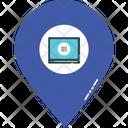 Multimedia Location Icon