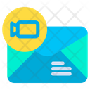 Video Mail Video Mail Icon