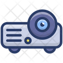 Multimedia Projector Device Icon