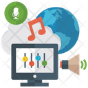 Multimedia Promotion Icon
