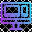 Seo Web Multiplatform Icon