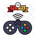 Game Controller Game Console Icon