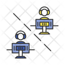 Multiplayer Video Game Multiplayer Team Icon