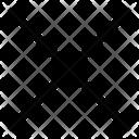 Multiple Multiplication Cross Icon