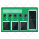 Multiple Amplifier Music Icon