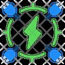 Multiple Electric Plug Mutiple Plug Plug Icon