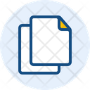 Multiple File Multiple Document Files Icon