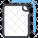 Muliple File Document Icon