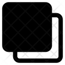Multiple Item Front Icon