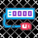 Modem Internet Device Icon