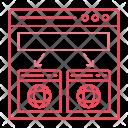 Internet Webpage Online Icon