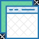 Multiple Windows Multi Tabs Tab Icon