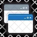 Multiple Windows Multiple Task Window Icon