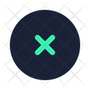 Multiplication X Dont Icon