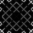 Multiplication Wrong Negative Icon
