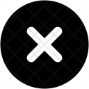 Multiply Sign Icon