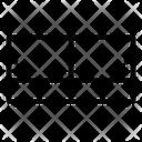 Multipurpose rack Icon