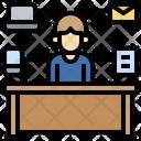 Multitasking File Management User Icon