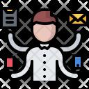 Multitasking Icon