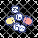 Vitamin Multi Complex Icon