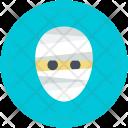 Mummy Coffin Death Icon