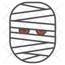 Mummy Ghost Death Icon
