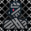 Mummy Avatar Costume Icon