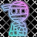Mummy Horror Scary Icon