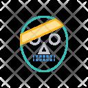 Mummy Halloween Monster Icon