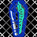 Mummy Horror Ghost Icon