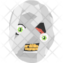 Mummy Head Icon