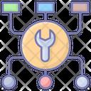 Munging Data Icon