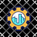 Municipal Infrastructure Engineering Icon