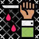 Murder Knife Kill Icon