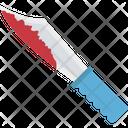 Murder Knife Cutting Tool Icon
