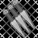 Murder Weapon Knife Killing Knife Icon