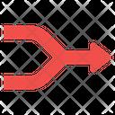 Murge Arrow Navigational Arrow Directional Arrow Icon