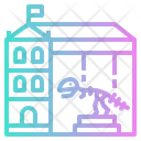 Museum Cultures Banks Icon